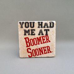 University of Oklahoma Boomer Sooner coaster