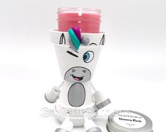 Handcrafted Personality You'll Love by MisfitGardens on Etsy Flower Pot Crafts, Flower Pots, Plant Holders, Candle Holders, Unicorn Farts, Change Jar, Barrel Of Monkeys, Shops, Florida