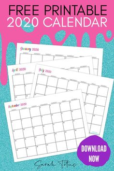 Grab this free printable to help you stay organized this year! Keep track of birthdays, doctors appointments, school schedules and all you important dates! Just print off this free calendar and start organizing your schedule! Monthly Calendar Template, Monthly Planner Printable, Free Printable Calendar, Free Printables, Print Free Calendar, Monthly Calendars, School Calendar, Kids Calendar, Calendar Design