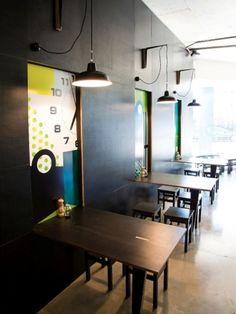 Bar Testoni by MAKE - News - Frameweb