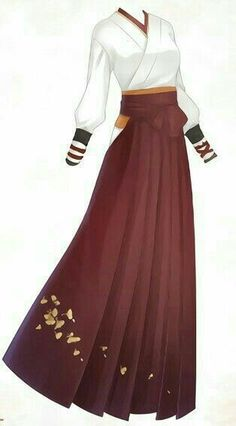 Dress Design Sketches, Fashion Design Drawings, Manga Clothes, Kawaii Clothes, Anime Outfits, Mode Outfits, Pretty Outfits, Beautiful Outfits, Vetements Clothing