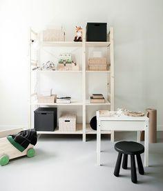 IKEA-kinderkamer-bos-opbergen