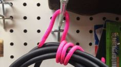 Make Strong, Reusable, Flexible Ties Out of Aluminum Wire and Paracord