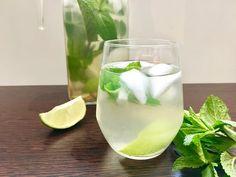 Ez az egyik legtutibb jeges tea recept - Receptek   Ízes Élet - Gasztronómia a mindennapokra Glass Of Milk, Wine Glass, Iced Tea, Sangria, Grapefruit, Lemonade, Smoothies, Lime, Drinks