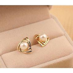 Pearl Fashion Earring