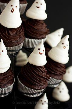 Cupcakes za noć vještica - Sweet cornerSweet corner