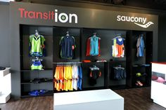 Transition Store Saucony Costa Rica by A3ARQUITECTOS