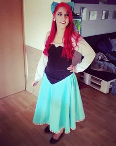 Ariel ❤  Cosplay, little mermaid, arielle