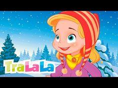 Ninge iar ca în povești - Cântece de iarnă pentru copii | TraLaLa - YouTube