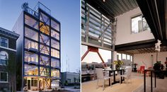1310 East Union by Miller/Hull for Dunn+Hobbs; Capital Hill, Seattle