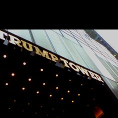 #trumptower #newyork