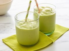Add matcha to this Ultra-Creamy Avocado Smoothie recipe from Food Network Kitchen.