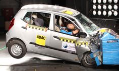 The Way These Indian Cars Performed In Crash Tests Is Seriously Horrifying. Hit the image to see...