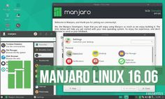 The long-anticipated Manjaro Linux 16.06 'Daniella' is now available for download. This release has arrived with the latest Linux kernel 4.4 (and 10 other kernel options) and other new features.