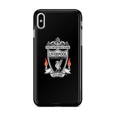 Liverpool F.C Est 1892 Logo iPhone X Case – Miloscase Plastic Material, Liverpool Fc, Perfect Fit, Phone Cases, Iphone, Logos, Leather, Logo, Phone Case