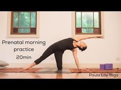 A gorgeous gentle but energising practice that is suited to all trimesters, especially as you come into the later stages of your pregnancy. Prenatal Workout, Prenatal Yoga, Pregnancy Workout, Pregnancy Stages, Midwifery, Baby Body, Morning Yoga, Newborn Care, Yoga Sequences