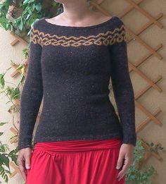 Ravelry: KnittingEla's 13. My Inner Viking