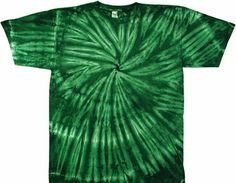 8c113b24e7646 41 Best One Color Spiral Tie Dye T Shirts images in 2014 | Spiral ...