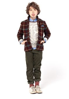 Bellerose AW 14, moda para chicos y chicas > Minimoda.es