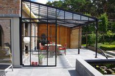 Pergola Designs, Patio Design, Diy Patio, Backyard Patio, Eisen Pergola, Diy Terrasse, Outdoor Awnings, Farmhouse Style Furniture, Patio Enclosures
