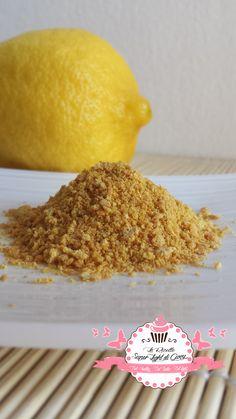 Aroma al limone fatto in casa