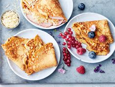 Porkkanaletut | Valio Pancakes, French Toast, Food And Drink, Breakfast, Dinner Ideas, Pictures, Morning Coffee, Photos, Pancake