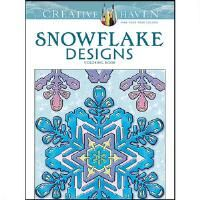 Dover® Creative Haven Snowflake Designs Coloring Book