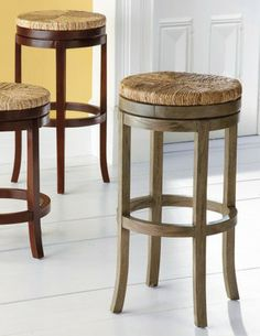 Add a rustic ambiance to your bar or counter with the Sconset Bar Stool; available in two colors and varying sizes to accommodate any setting. Furniture, Stool, Solid Hardwood, Furniture Decor, Accent Table Decor, Indoor Furniture, Bar Stools, Repurposed Furniture, Hardwood Frame