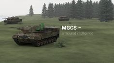 "MGCS | Hensoldt's ""Game Changer"" proposal for the European battle tank – VIDEO Architecture Definition, System Architecture, New Tank, Battle Tank, Tracking System, Game Changer, Proposal, News"