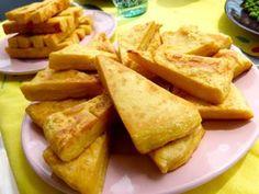 Discover our quick and easy recipe from La Panisse – Niçoise Recipe on Current Cuisine! Veggie Recipes, Vegetarian Recipes, Snack Recipes, Snacks, Specialite Nicoise, La Socca, Dough Recipe, International Recipes, Tasty