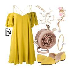 5e90bbb3e14 Disney Bound - Belle Belle Inspired Outfits