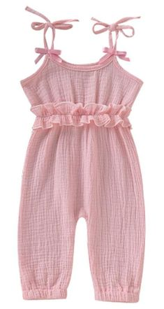 Baby Girl Jumpsuit, Baby Girl Romper, Baby Dress, Jumpsuit For Kids, Ruffle Jumpsuit, Girl Tutu, Ruffle Romper, Baby Outfits, Baby Sewing