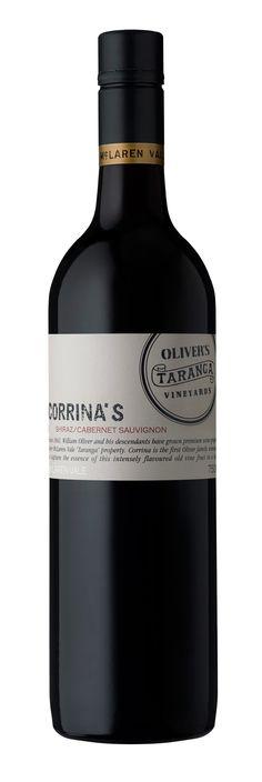 Oliver's Taranga Corrina's Shiraz Cabernet