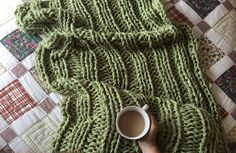 Shop TheWoollyHouse on Etsy or click the link in my bio to get this fab chunky throw blanket for yourself you won't regret it! How To Get, Blanket, Link, House, Shopping, Etsy, Fashion, Moda, Home