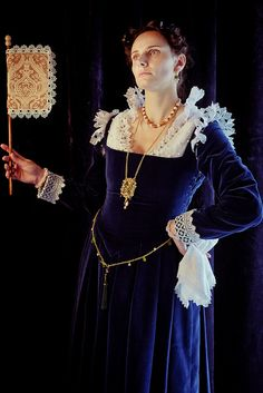 Anya in venetian costume | Flickr - Photo Sharing!
