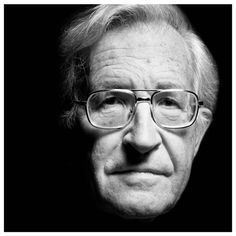 "Noam Chomsky // ""If you assume that there is no hope, you guarantee that there will be no hope. If you assume that there is an instinct for freedom, that there are opportunities to change things, then there is a possibility that you can contribute to making a better world."""