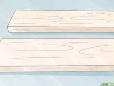 Comment vieillir du bois avec du bicarbonate de soude