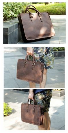 Business Messenger Bags Briefcase for Men Crossbody Bag