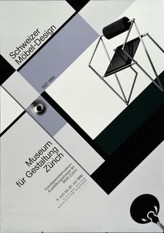 Creative Posters, Werner, Jeker, Swiss, and Furniture image ideas & inspiration on Designspiration Editorial Design Layouts, Layout Design, Web Design, Graphic Design Posters, Graphic Design Typography, Graphic Design Inspiration, Creative Inspiration, Design Museum, International Typographic Style