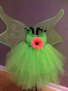 fairy costume - no tut