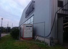 10 dni treningów, 1200 uczestników z całego świata, 20 najwybitniejszych trenerów, tony sprzętu nagłaśniającego i oświetleniowego - tak wygląda zapowiedź największego w Europie, 10-tego, edukacyjnego obozu tanecznego w Polsce.  Miło nam poinformawać, że nasza firma wynajęła i uruchomiła, kompletny system mobilnej klimatyzacji na tą imprezę. Za odpowiednią atmosferę na hali treningowej zadbają - chiller, mobilna centrala wentylacyjna oraz system kanałów rozprowadzających schłodzone powietrze.