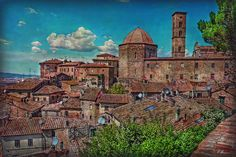 Volterra, known to the ancient Etruscans as Velathri, to the Romans as…