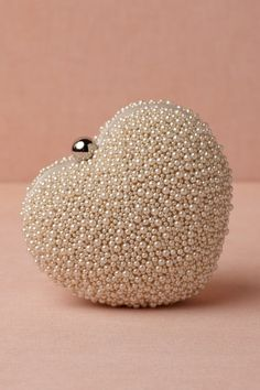 what a way cool wedding purse?!!!!!  Effervescence Clutch