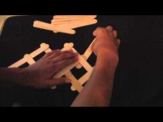 How to Make the Cobra Weave Exploding popsicle sticks (use the big ones-tongue depressor size) Projects For Kids, Crafts For Kids, Diy Projects, Cobra Weave, Bible Lessons For Kids, Stuff To Do, Cool Stuff, Physical Science, Cool Kids