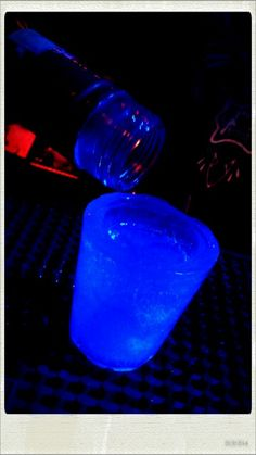 Ice Fluo Shot...keep it cool
