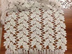 - Projects To Try Tejer Bufandas Teje - Diy Crafts Crochet Motif, Irish Crochet, Crochet Shawl, Crochet Flowers, Crochet Lace, Crochet Stitches, Diy Crafts Knitting, Diy Crafts Crochet, Crochet Projects