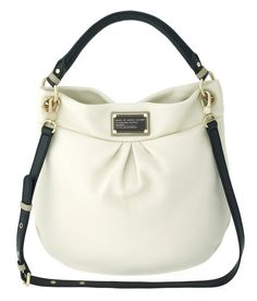 Marc by Marc Jacobs Classic Q Hillier Hobo in Lily Flower