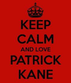 Love Patrick Kane! Ok I can do this(: #Blackhawks