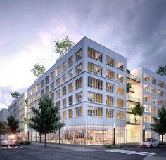 SOA Architectes Paris > Projets > SACLAY