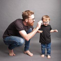 ►Tal pai, tal filho.